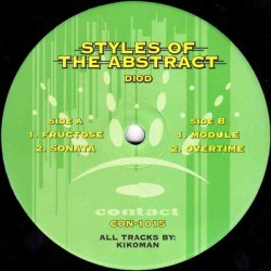 Diod - Styles Of The Abstract