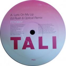 Tali – Lyric On My Lip