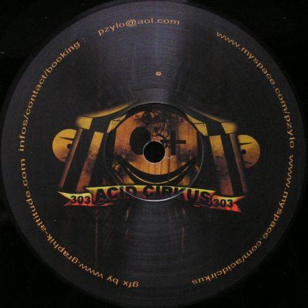 Pzylo - Pure Acid 303 EP