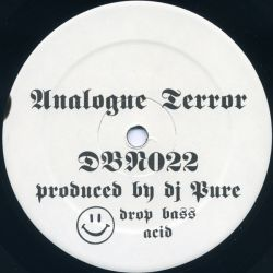 DJ Pure - Analogue Terror