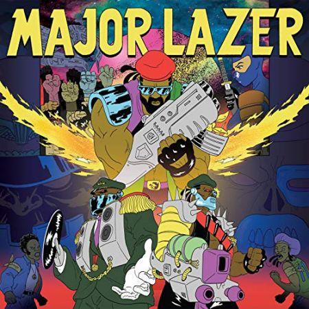 Major Lazer - Free The