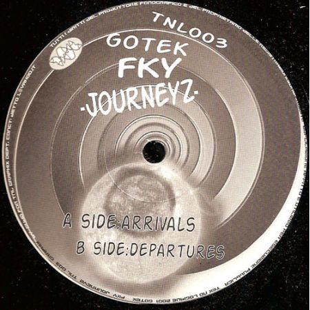 Gotek / FKY - Journeyz