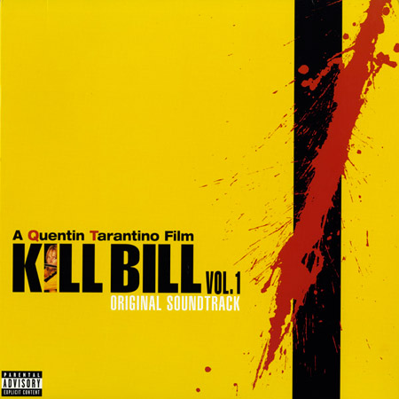 Kill Bill Vol 1 Original Soundtrack Tarantino Nancy