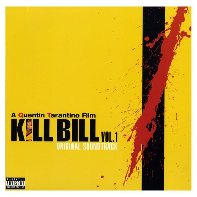 Kill Bill Vol 1 Original Soundtrack Tarantino Nancy