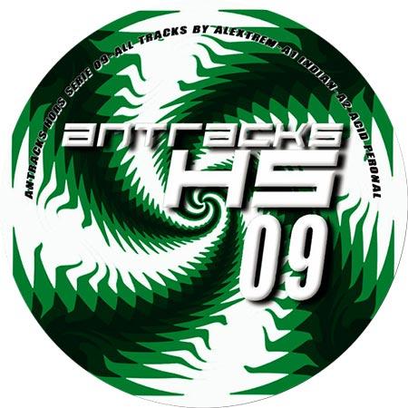 Antracks Hors Serie 09