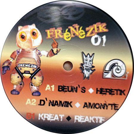 Beun's + D'namik + Kreat -...
