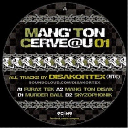 Disakortex - Mang'ton...
