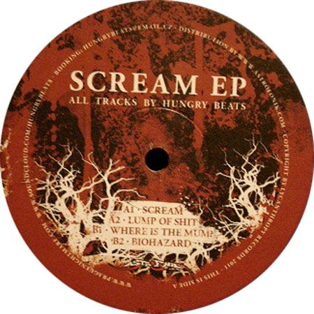 Hungry Beats - Scream EP