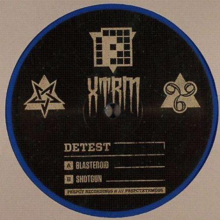 Detest - Blasteroid / Shotgun