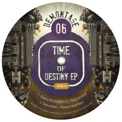 Time Of Destiny EP