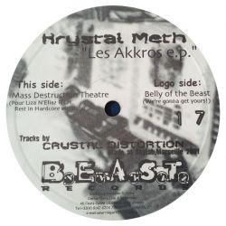 Crystal Meth - Les Akkros E.P.