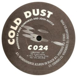 Cold Dust - Corners