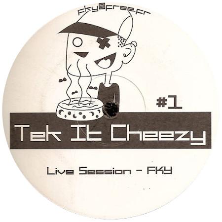 Tek It Cheezy 01 RP - Fky,