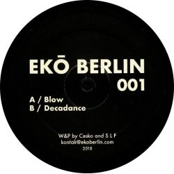 Cesko, SLF - EKO BERLIN 001