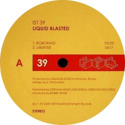 Liquid Blasted - Robokind
