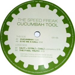 The Speed Freak ‎- Cucumbah...