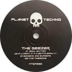 The Geezer - Soul Butter