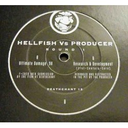 Hellfish & Producer* Hellfish And Producer - Bastard Sonz Of Rave