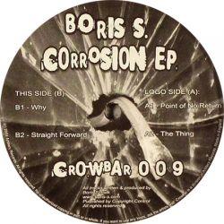 Boris S. - Corrosion EP