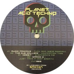 Planet Acid Techno 003