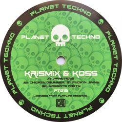 Krismix & Koss - Planet...