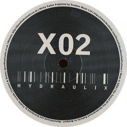 D.A.V.E. The Drummer & Doormouse - Hydraulix X02