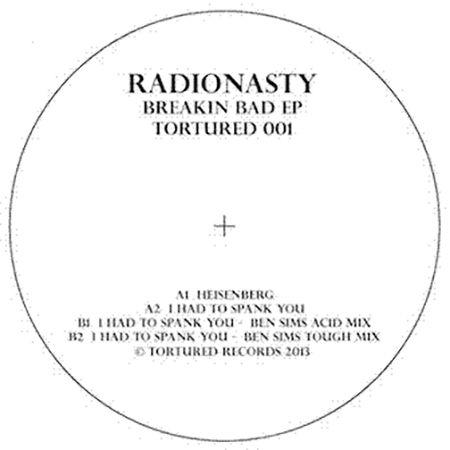 RadioNasty - Breakin Bad EP