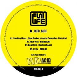 "Jack Wax Presents ""Flat..."