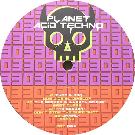 Planet Acid Techno 004