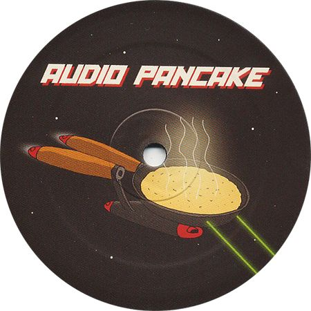 Audio Pancake - Bathing In The