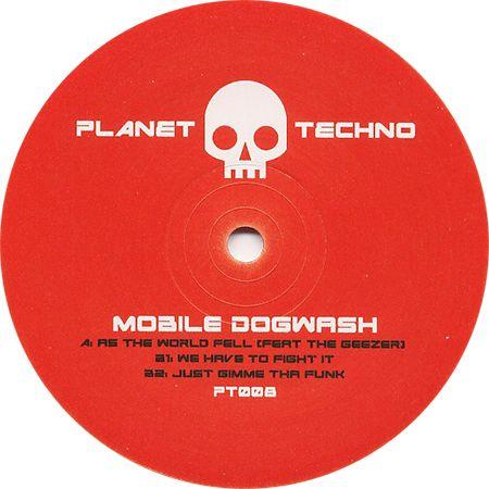Mobile Dogwash - As The World