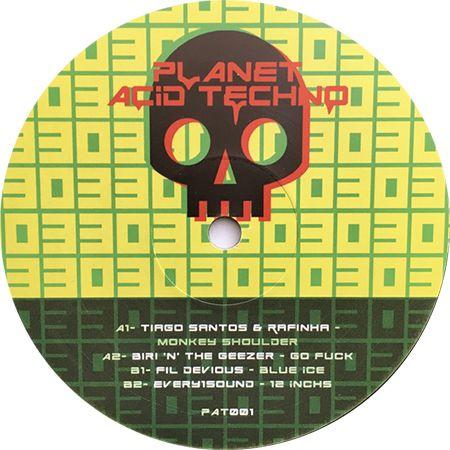 Planet Acid Techno 001