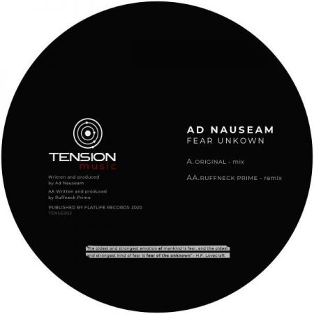 Ad Nauseam - Fear Unknown
