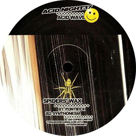 Acid Wave - Spiders' Wax