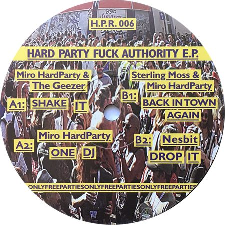 Hard Party Records 006
