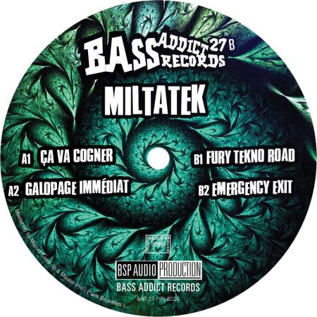 Miltatek - Bass Addict 27