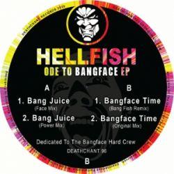 Hellfish - Ode To Bangface EP