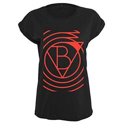 T-Shirt Femme Vinylbleu