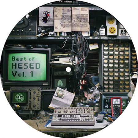 Hesed - Best Of Hesed Vol.1