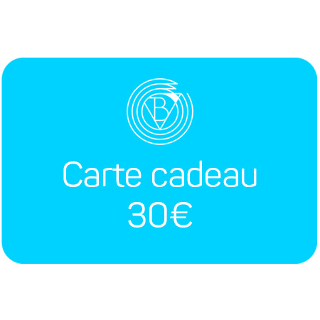 Carte cadeau 30€