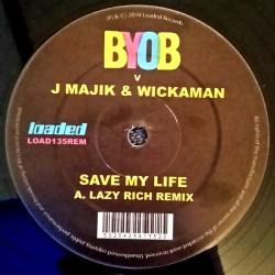J Majik & Wickaman – Save...