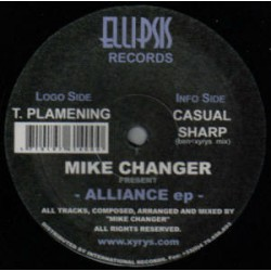 Mike Changer - Alliance EP