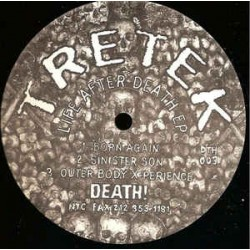 Tretek ‎– Life After Death EP