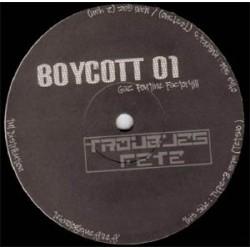 Tetsuo & Deyan - Boycott 001