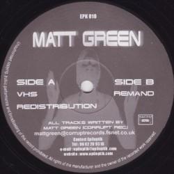 Matt Green - Audio Vengeance