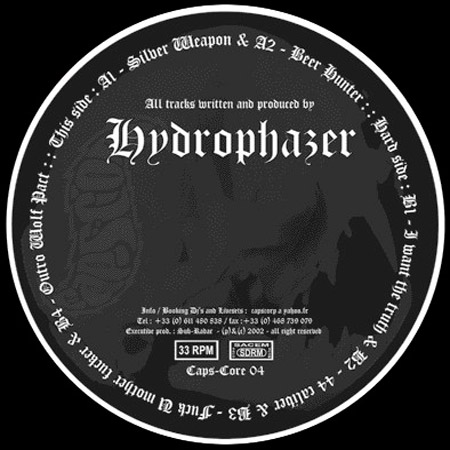 Hydrophazer - Silver Weapon