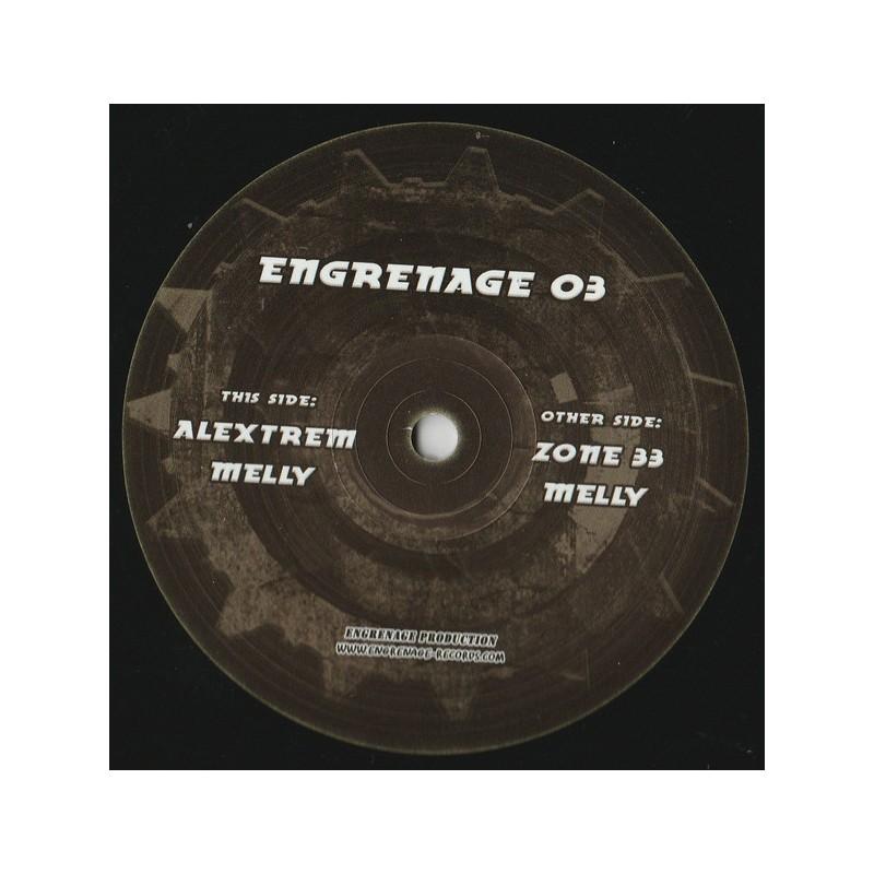 Engrenage - EGR03