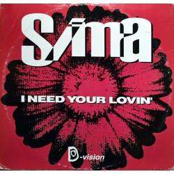 Sima – I Need Your Lovin'