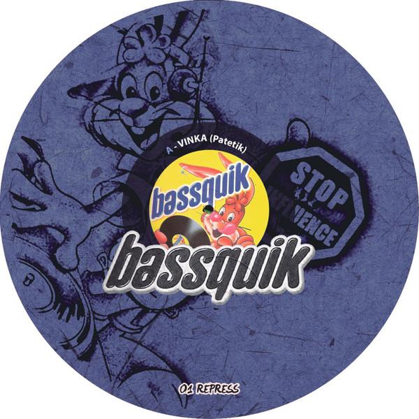 Bassquik 01 Repress