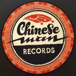 Feutrine vinyl Chinese Man...